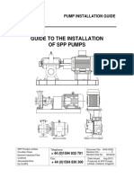 Pump Installation Guide LLC1