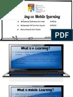 e-learning   mobile-learning  1