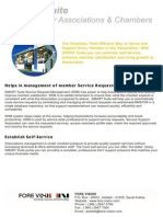 Smart Suite Helpdesk Associations for Fore Vision