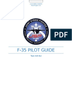 how to fly f35 final