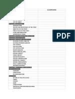 Manuscript Accomplishment Report