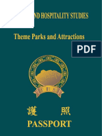 Theme Parks and Atrractions