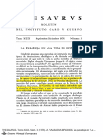 """La Paradoja en la """"Vida es Sueño"""""""