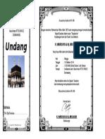 Contoh Undangan Kedatangan Haji.doc