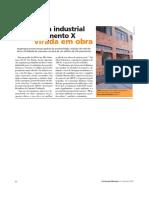 CONSTRUÇÃO - Argamassa Industrial de Revestimento X Virada Em Obra
