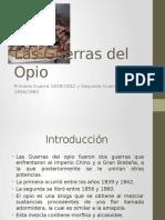 Las Guerras Del Opio