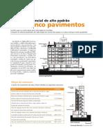 CONSTRUÇÃO - Edifício Residencial de Alto Padrão Com Cinco Pavimentos