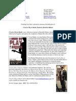 David R. DiSarro Press Release