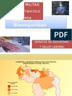 bioseguridad  en hospitales