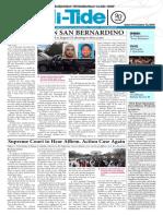 Hi-Tide Issue 3, December 2015