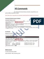Hadoop HDFS Commands
