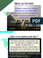 Carbon Activado PPT