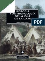 Historia y Antropología de La Isla de La Laja. (1992)