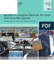 BYCATCH IN LONGLINE FISHERIES FOR TUNA AND TUNA-LIKE SPECIES