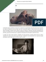 Nudez, Prazer, Sexo e Fotografia _ Retalhos de Existência