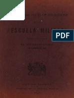 Informe Pasado Por El 1er. Subdirector de La Esc. Militar. Tcl. Emilio Körner en Febrero de 1889 (1904)