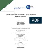 Schaltegger Burrit Zvezdov Carbon Management Accounting