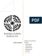 Bahria Town Report