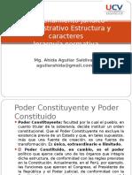 CONSTITUCIÓN-LEY-JERARQUÍA NORMATIVA.ppt