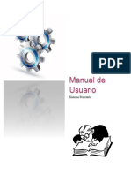 Manual de Usuario  Ferreteria