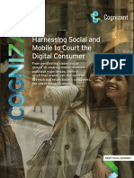 Harnessing Social and Mobile to Court the Digital Consumer