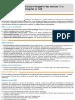 Smart Suite Solution Brief French for ItAlgeria