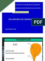Clase 7- Transporte de Sedimentos [Modo de Compatibilidad]