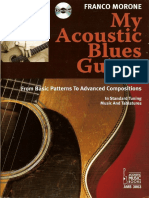 My acoustic Blues Guitar