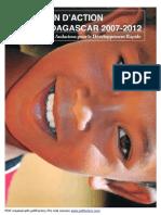 Madagascar PRSP Francais
