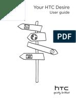 HTC Desire User Guide