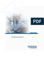 Amadeus Advanced Manual