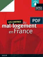 Fondation Abbé Pierre. 3,8 millions de mal-logés en France