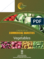 Vegetables Book