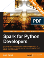 Spark for Python Developers - Sample Chapter