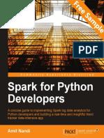 Spark for Python Developers - Sample Chapter