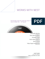 Nest Final Report