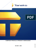 Taneko Company Profile