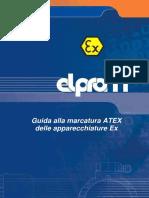 Elprom Guida Alla Marcatura ATEX