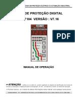 Manual Urpe7104V716R02
