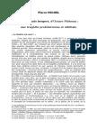 """Pierre Michel, « """"Les Mauvais bergers"""", d'Octave Mirbeau – Une tragédie prolétarienne et nihiliste »"""
