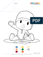 Colour Pocoyo 54