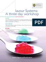 Basic Flavour Systems 2014