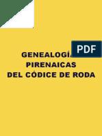 Genealogías Pirenaicas. Códice de Roda