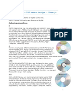 dvd menu - ass 1 theory