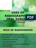 Uses of Radiographs