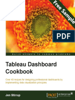 Tableau Dashboard Cookbook - Sample Chapter