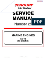 Service Manual 25 Gm v6 1998-2001 Complete