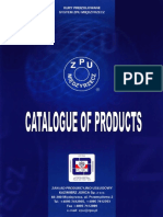Catalogue of Products