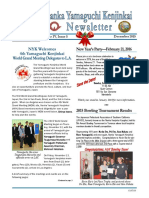 Dec 2015 Newsletter Vol. IV Issue 5
