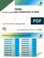 ISO 27003 (SGSI)- Ayuda y Guia Para Implementar en SGSI